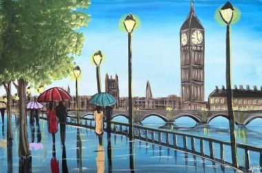 A Beautiful London Day