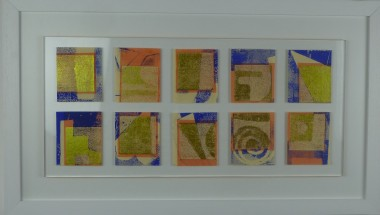 artwork with frame