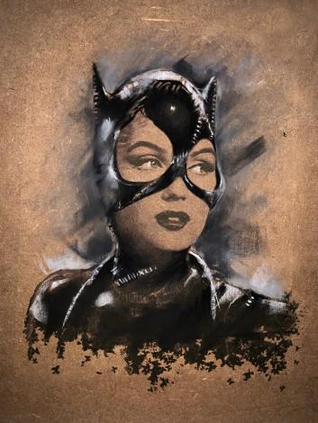 Marilyn Monroe Catwoman