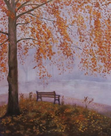 autumn in alexandra park