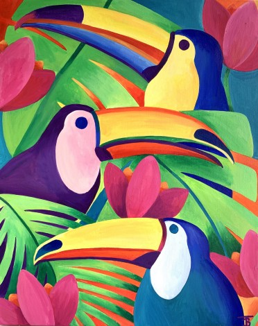 Toucan be good, but three is better