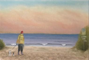 Pause by Geraldine Segre