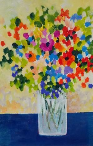 Mixed Summer Flowers II