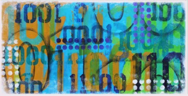 typographic main image