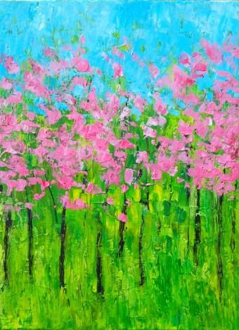 Blossom Trees VI