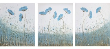 Large Blue Painting