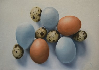 Clutch of Eggs