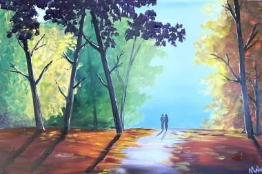 Colourful Autumn Scene 2