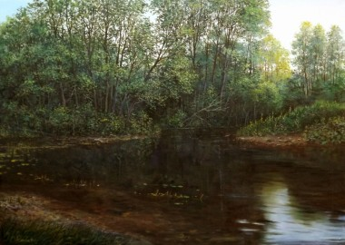 Realistc Landscape - Deep in the Forest