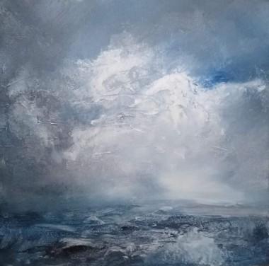 Distant Horizon Painting - main