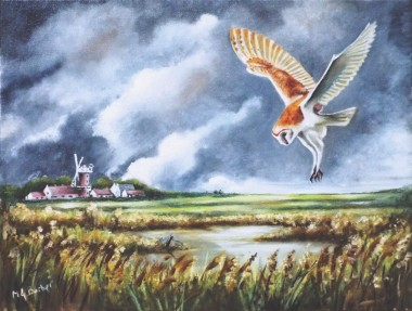 Over the Marshes
