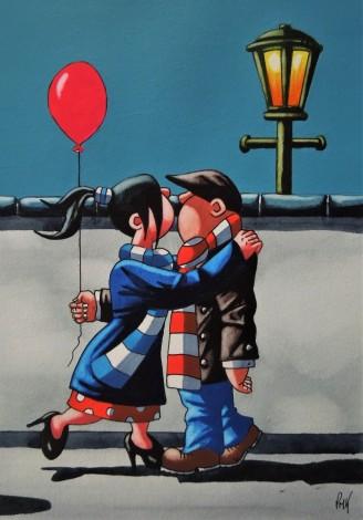 A Last Kiss
