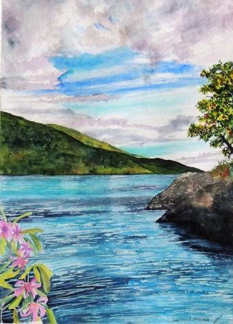 Loch Lomond, Scotland.
