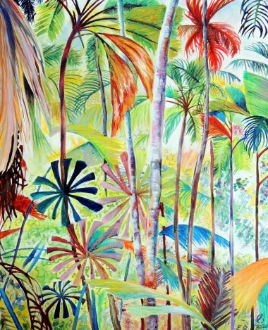 Tropiclal rain forest