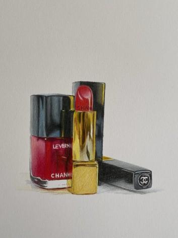 Make-up drawing