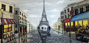 Eiffel Flower Shop And Cafe