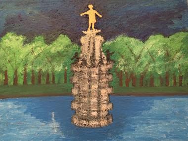 e Arethusa 'Diana' Fountain