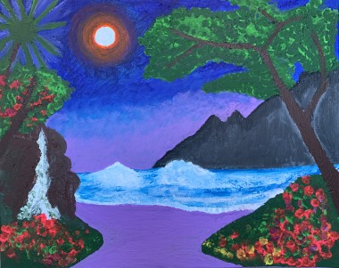 Tropical Moonshine