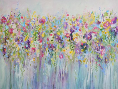 Floral Meadow II