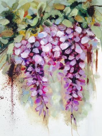 Purple Flower of my garden