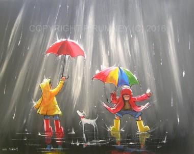 Fun Times In The Rain