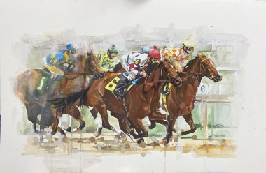 Horse race main picture