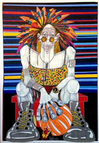 Native Basketballer