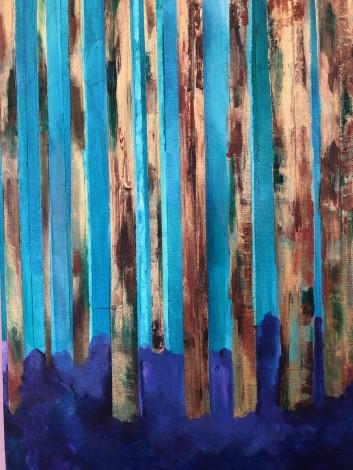 Bluebell woods Isolation 5