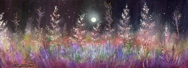 Far Across The Moon Meadow