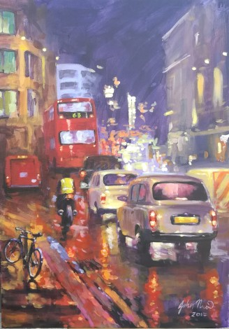 London in the Night