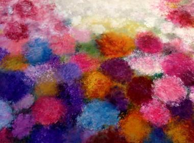 Spring Vintage Flowers