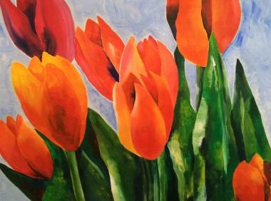 Inspirational Tulips