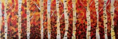 Silver Birch & Autumn