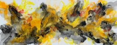 Yellow Flame 2