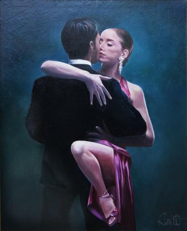 Intimate Tango (unframed)
