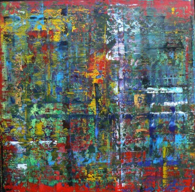 Richter Scale - Erika's - SOLD
