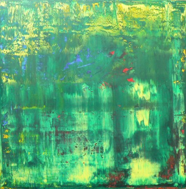 Richter Scale - The Field - SOLD (USA)