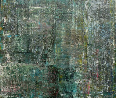 Richter Scale - The Emerald Fields - SOLD (UK)