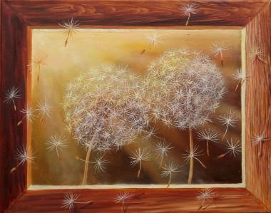 Dandelions Kiss of the Sun