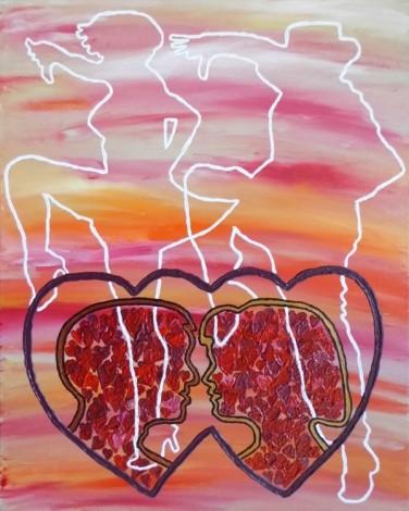 La Puesta Del Sol By Simon Slater Artist