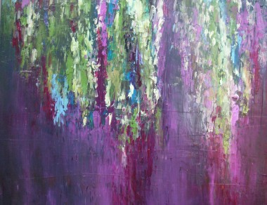 Vibrant Lilac