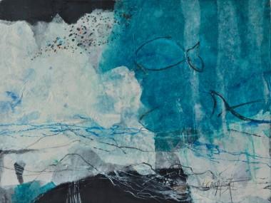full frontal image of artwork
