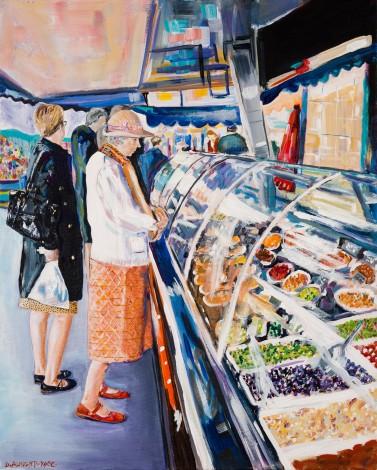 Madame Masson Goes To Market