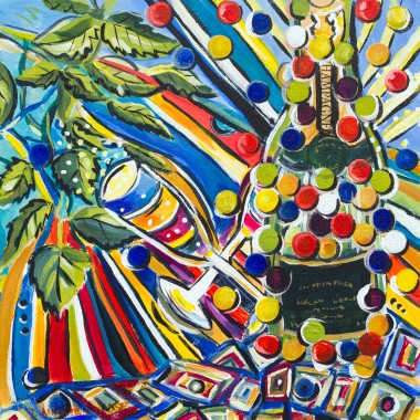 Methode Champenoise painting for sale