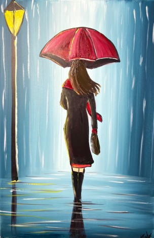 Midnight Umbrella 9