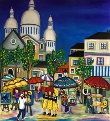 Life in Montmartre