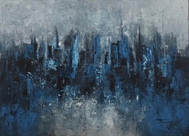 Moonlit Metropolis II