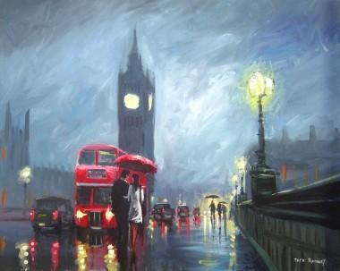 On A London Night