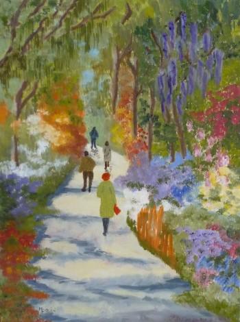 Path at Inverewe Gardens