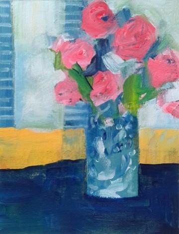 Pink Roses VI